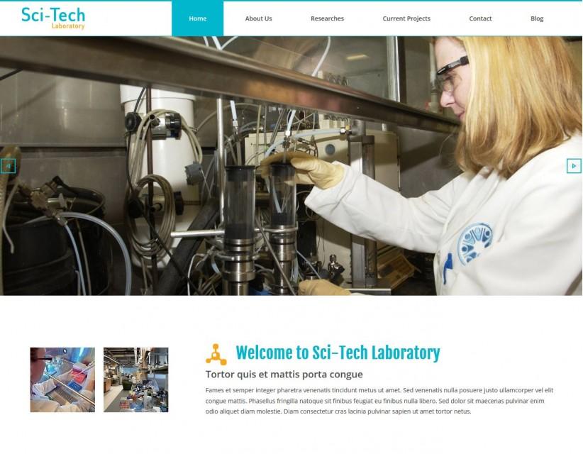 SciTechLaboratory